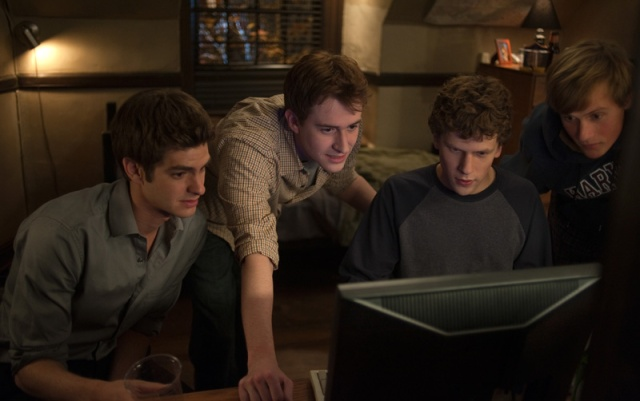 #175. The Social Network (2010)