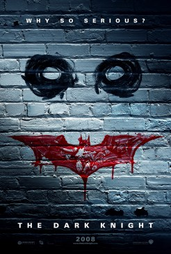 'The Dark Knight' Poster