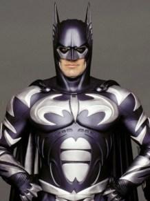 George Clooney as Batman (Arctic Suit)