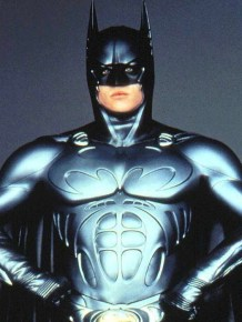 Val Kilmer as Batman (Sonar Suit)