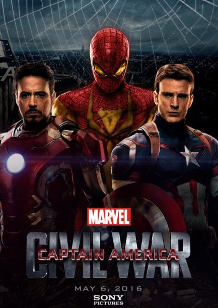 captain-america-3-spider-man-poster