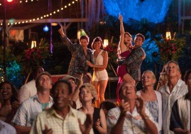 Adam Devine, Abrey Plaza, Anna Kendrick & Zac Efron in Mike and Dave Need Wedding Dates