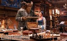 Dan Stevens & Emma Watson in Beauty and the Beast
