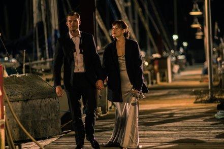 Jamie Dornan & Dakota Johnson in Fifty Shades Darker