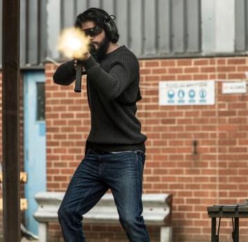 Dylan O'Brien as Mitch Rapp American Assassin