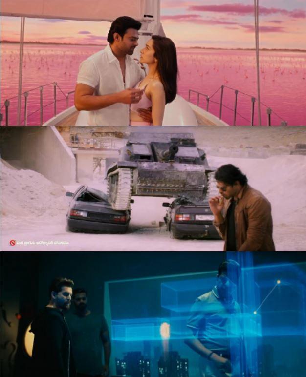 Saaho 2019 Movie Telugu Result Sample Pictures 1