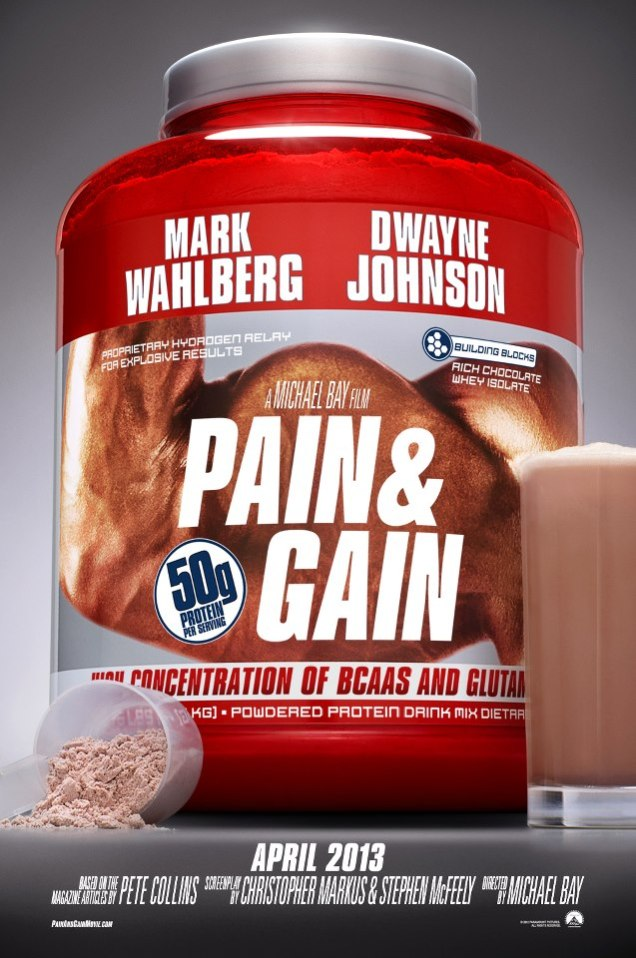 Pain and Gain 2