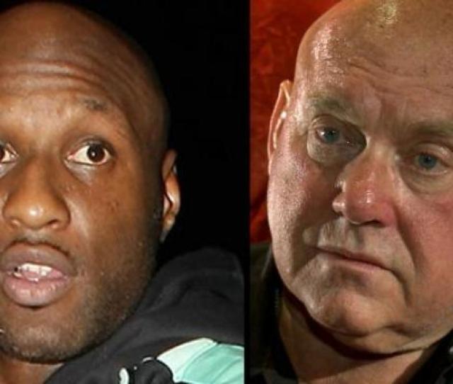Lamar Odom Madison Montag And Dennis Hof 2015 Gossip