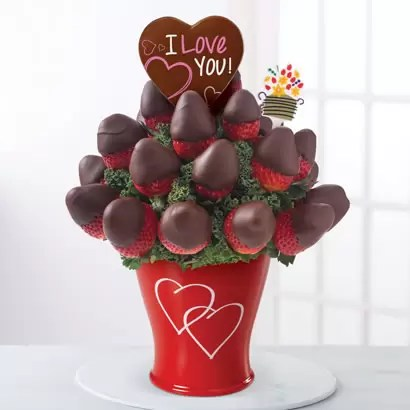 Edible Arrangements Perfect For Bachelor Valentines Day