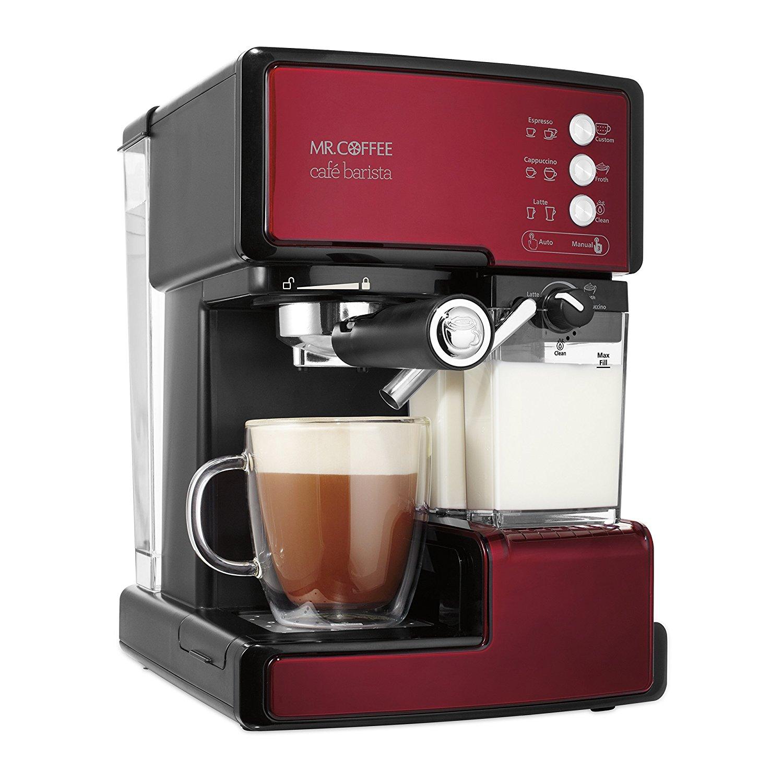 Mr Coffee BVMC ECMP 1106 Caf Barista Espresso Maker