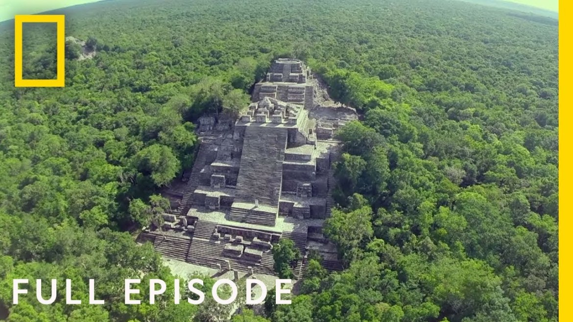 Lost World of the Maya (Full Episode)   National Geographic