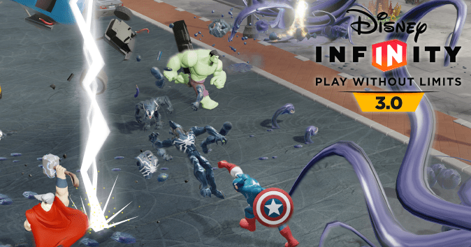 Nordic release date for Disney Infinity 3.0