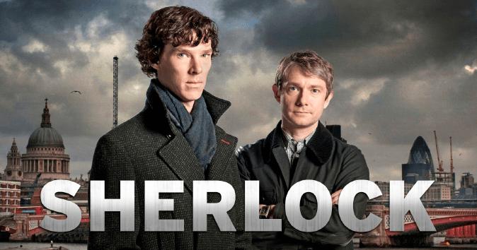 Sherlock Homes – Sæson 1 – 3
