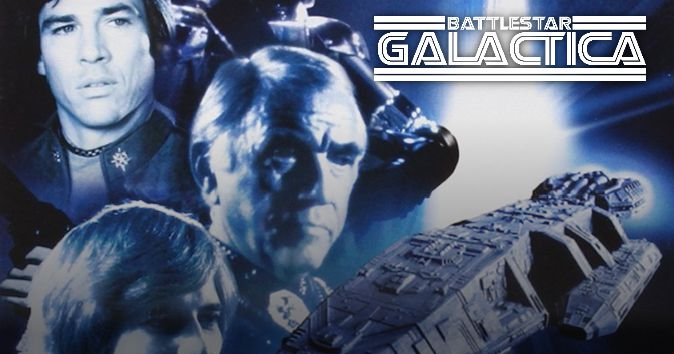 Battlestar Galactica – Komplet Serie