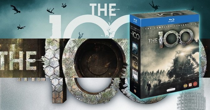 The 100 – Sæson 1-3