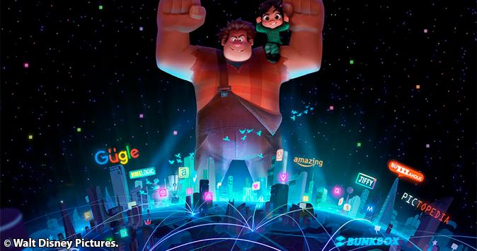 Første Trailer til  Ralph Breaks the Internet: Wreck-It Ralph 2