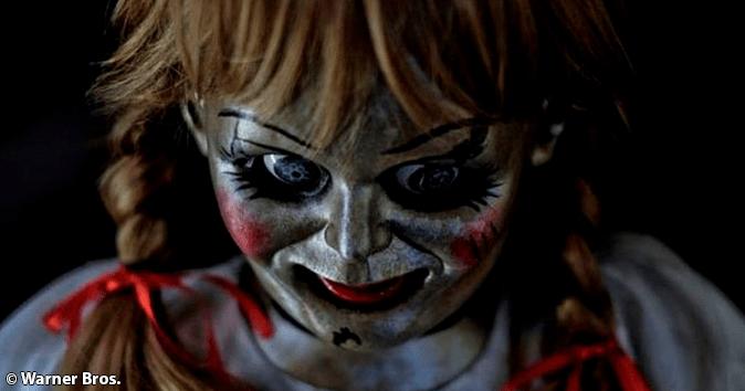 James Wan Afslører Første Billede til 'Annabelle Comes Home'
