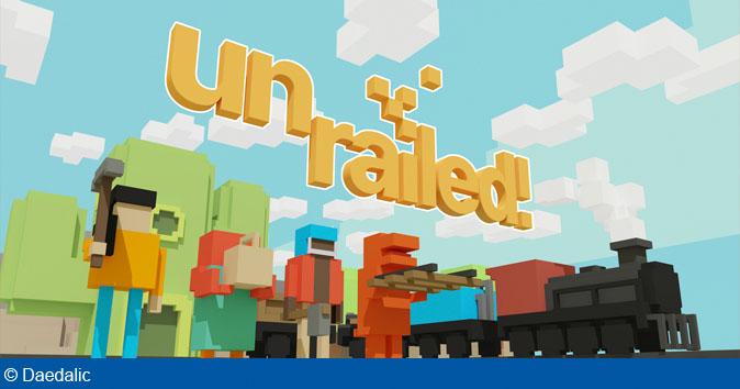 Unrailed! går i fuld launch med dets vilde Co-op Action til både konsoller og PC den 23 september
