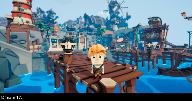 Epic Chef to serve up culinary combat on consoles alongside PC release