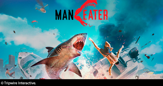 Maneater Surfs onto Nintendo Switch, May 25