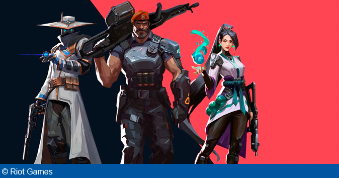 Riot Games Announces VALORANT Patch Notes 3.02