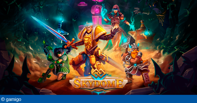Skydome starts into Early Access on August 18th with a massive Update!
