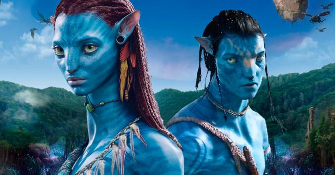 'Avatar 2' – Se collage med set-fotos