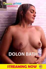 DOLON BATH (2020) Banana Prime Nude Shoot Video