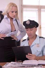DDFB-Angel-Wicky-Officer-Big-Knockers-On-Duty