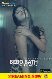 BEBO BATH WITH ADDY (2020) Banana prime Originals Nude Shoot Video