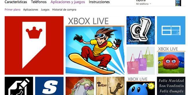 Windows Phone Store llega a 37 nuevos mercados, se pueden instalar aplicaciones desde la tarjeta SD