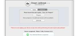 Dream Jailbreak, el supuesto jailbreak untethered de iOS 6 se deja ver. FAKE