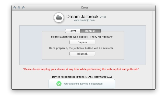Dream Jailbreak