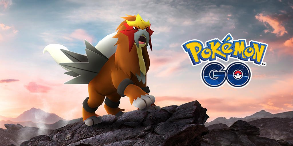 Entei Pokémon GO
