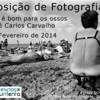 """""""O iodo é bom para os ossos"""", exposição de fotografia de José Carlos Carvalho"""