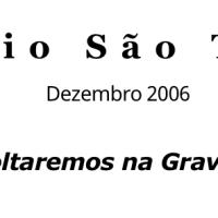 CONTA-NOS UMA HISTÓRIA: Voltaremos na Gravana