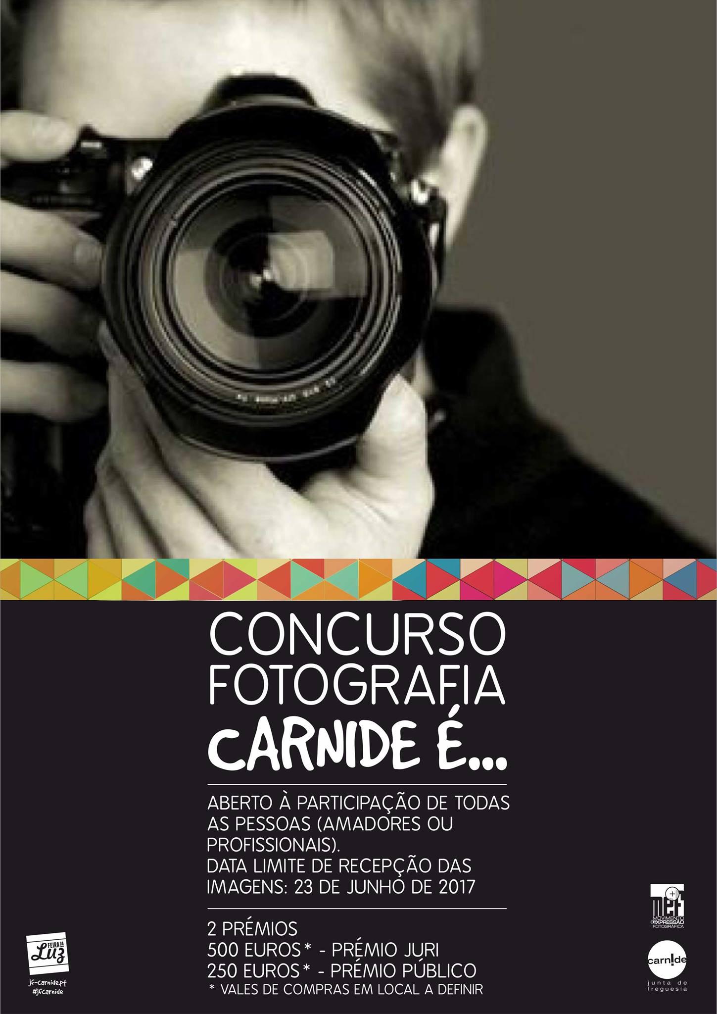 """Concurso de Fotografia """"Carnide é…"""""""