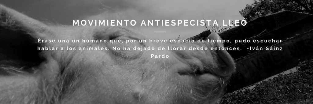 Movimiento Antiespecista Lleó