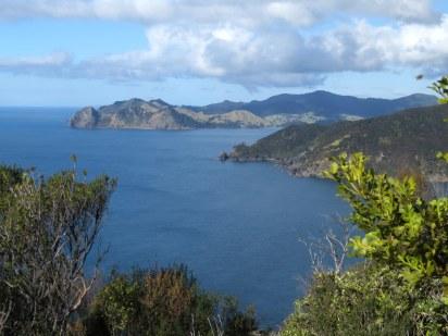 Coromandel coast near Stony Bay