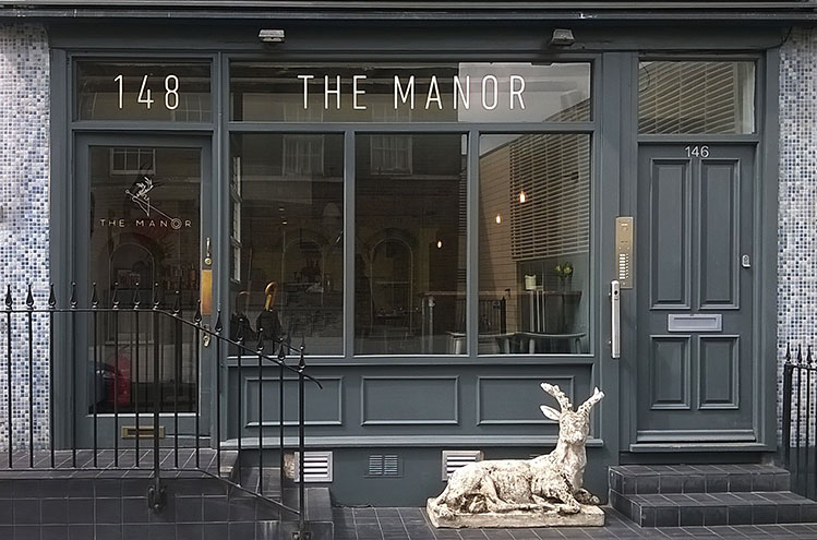 The Manor Bistro – London