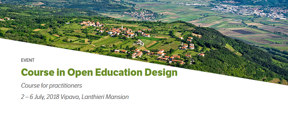 MOVING @ UNESCO's workshop on Open Education Design