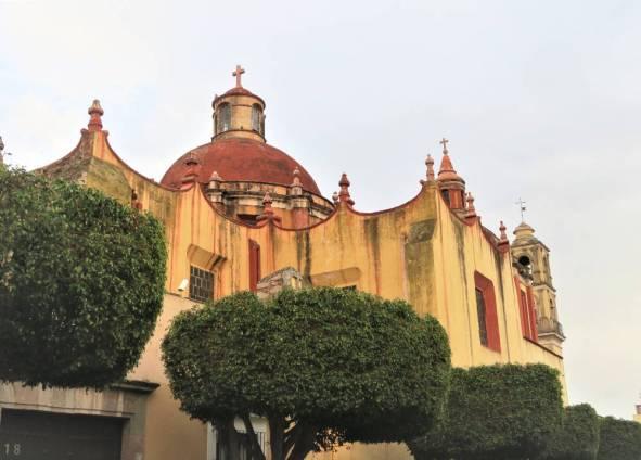 Altstadt Querétaros