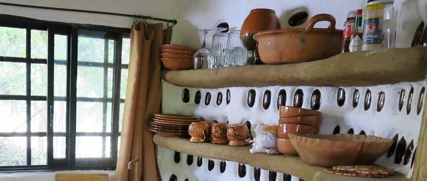 Küche - Die Sierra Gorda - Das grüne Juwel im Herzen Mexikos