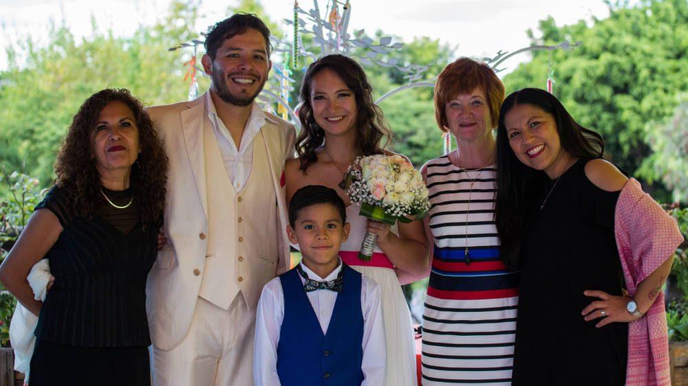 Mexikanische Hochzeit