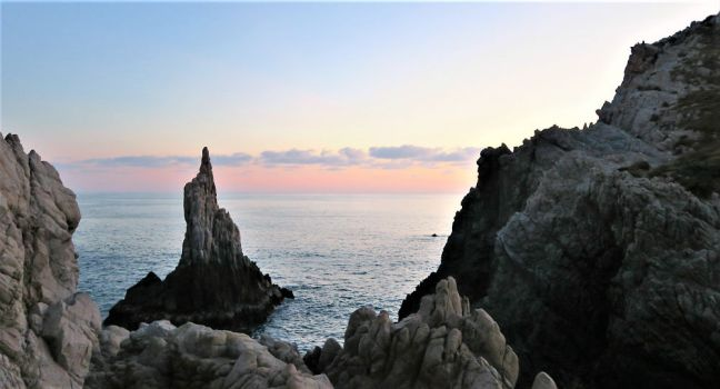 DedoDeDios - Playa Maruata - Der Hippie Strand Michoácans