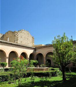 Ex Convento Bucareli innen - Ex Convento de Bucareli in der Sierra Gorda