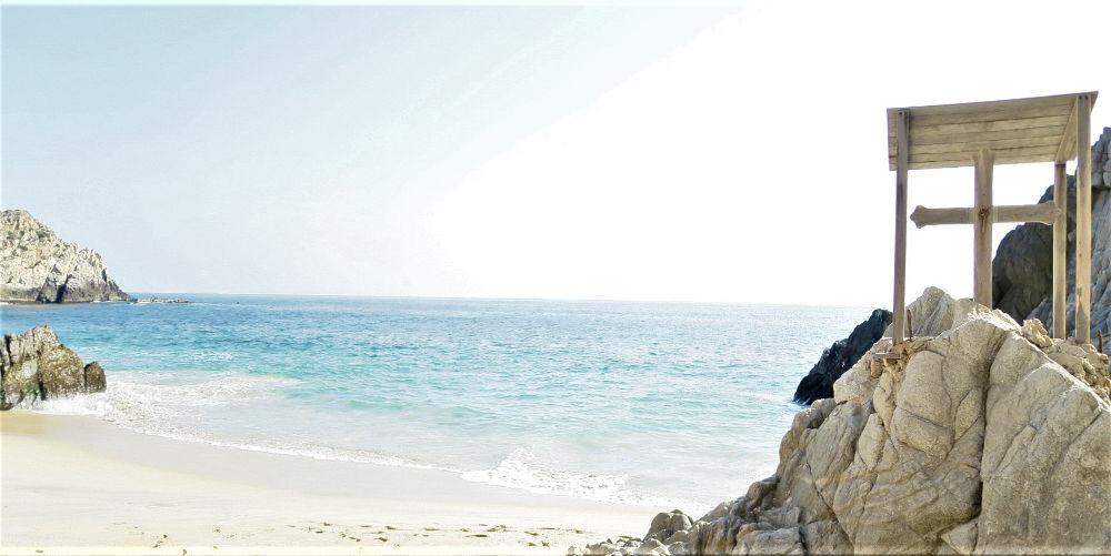 Kreuz HiddenBeach web - Playa Maruata - Der Hippie Strand Michoácans