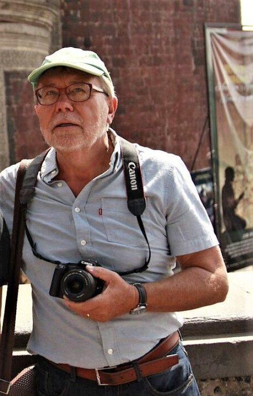 #deutscheinmexiko - Im Interview mit Peter aus Guanajuato