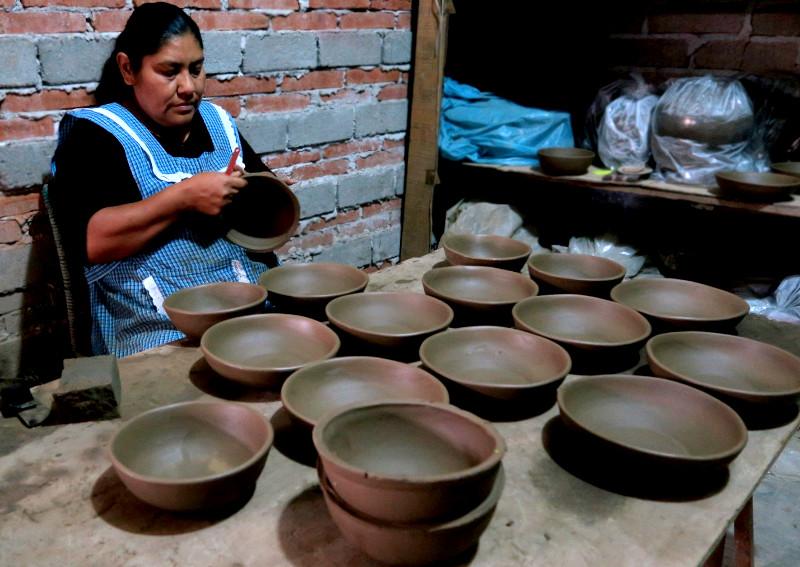Shaping - Barro Negro - Das schwarze Gold aus Oaxaca