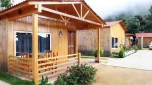 """Cabanas blog - Unser Häuschen für's Wochenende in der """"Rancho viejo"""" vorm Ortseingang."""
